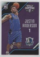 Rookies - Justin Anderson #/50