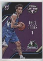 Rookies - Tyus Jones #/50