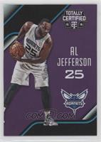 Al Jefferson #/50