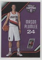 Mason Plumlee #/50