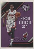 Hassan Whiteside #/50