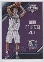 Dirk Nowitzki #/50