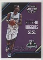 Andrew Wiggins #/50
