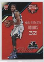 Rookies - Karl-Anthony Towns #/149