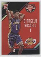 Rookies - D'Angelo Russell /149
