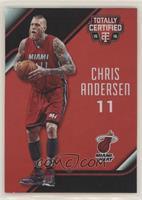 Chris Andersen #/149