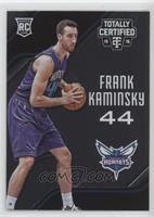 Rookies - Frank Kaminsky