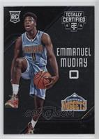 Rookies - Emmanuel Mudiay