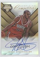 Jerry Stackhouse #/10