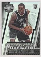 Rondae Hollis-Jefferson #/25