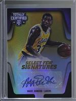 Magic Johnson [Noted] #/10