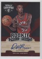 Delon Wright /99