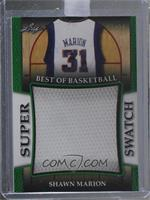 Shawn Marion [Uncirculated] #/25