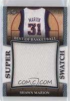 Shawn Marion #/20