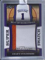 Amare Stoudemire [Uncirculated] #/15