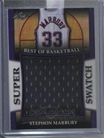 Stephon Marbury [Uncirculated] #/15