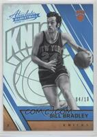 Retired - Bill Bradley #/10