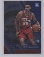 Rookies - Ben Simmons /999 [Near Mint‑Mint+]