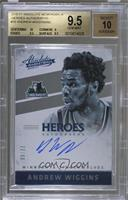 Andrew Wiggins [BGS 9.5 GEM MINT] #/60