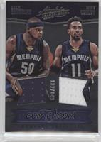 Mike Conley, Zach Randolph #/149