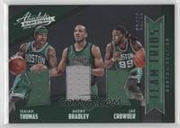 Avery Bradley, Isaiah Thomas, Jae Crowder /49