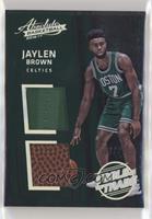 Jaylen Brown #/25