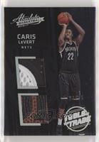 Caris LeVert #/25
