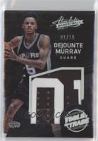 Dejounte Murray /10