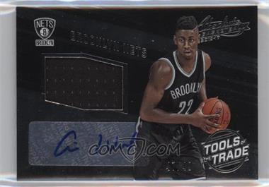d798ef31b 2016-17 Panini Absolute - Tools of the Trade Rookie Materials - Jumbo  Signatures  Autographed   32 - Caris LeVert  49