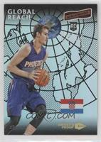 Global Reach - Dragan Bender #/1