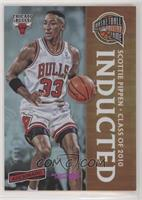 Inducted - Scottie Pippen /99