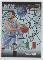 Global Reach - Danilo Gallinari