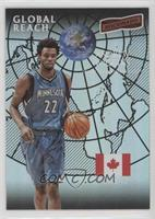 Global Reach - Andrew Wiggins