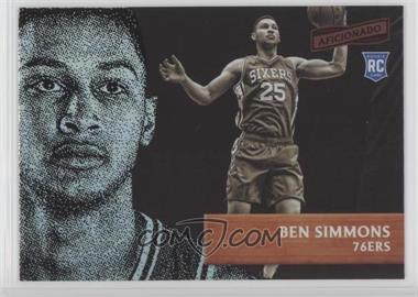 2016-17 Panini Aficionado - [Base] #35 - Ben Simmons