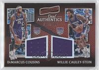DeMarcus Cousins, Willie Cauley-Stein /299