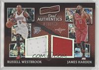Russell Westbrook, James Harden /299