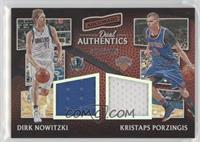 Dirk Nowitzki, Kristaps Porzingis /299
