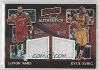 Kyrie Irving, LeBron James /299