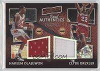Hakeem Olajuwon, Clyde Drexler /299