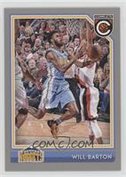 Will Barton [Noted]