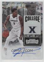 College Ticket Variation - Jalen Reynolds /23