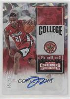 College Ticket - Shawn Long /23