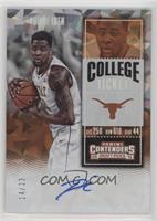 College Ticket - Prince Ibeh /23
