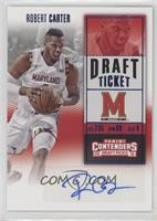 College Ticket Variation - Robert Carter