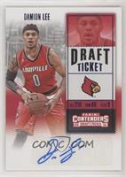 College Ticket - Damion Lee