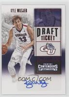 College Ticket - Kyle Wiltjer