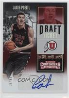 College Ticket - Jakob Poeltl /99