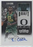 College Ticket - Elgin Cook /99