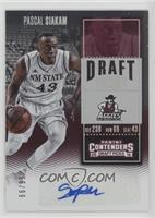College Ticket Variation - Pascal Siakam /99