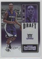 Season Ticket - Damian Lillard /99
